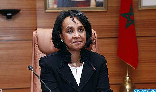 مونية بوستة : المغرب يؤكد أنه لن يقبل بأي مساس بأرض الحرمين الشريفين وباقي الدول العربية