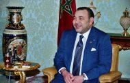 بهذه المناسبة جلالة الملك يهنئ رئيس دولة الإمارات العربية المتحدة