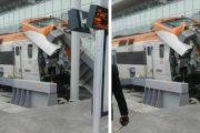 ONCF: لا إصابات في حادث اصطدام القطار بالدار البيضاء