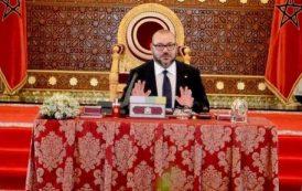 جلالة الملك يعين خمسة وزراء جدد في حكومة العثماني