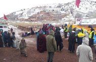 مؤسسة محمد الخامس للتضامن تشرع في انجاز برنامج التدخلات الإنسانية في إطار عملية مواجهة البرد القارس