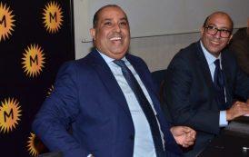بالصور : مناوشات كلامية بين حسبان و بودريقة تنسف بالجمع العام لفريق الرجاء الرياضي
