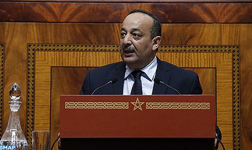 محمد الأعرج: الوزارة توصلت بـ 536 تصريحا من أصل 5000 موقع الكتروني غير منظم