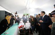 بالصور :أخنوش يشرف على إفتتاح معرض المنتجات المحلية بتافراوت بإقليم تيزنيت