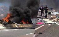 صادم...مصرع 6 أشخاص في حادثة سير على الطريق السيار الرابط بين أكادير ومراكش
