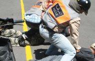 خطير...شرطي يتعرض لاعتداء شنيع ولأمن يضطر لإطلاق الرصاص لتوقيف المجرم في الدارالبيضاء