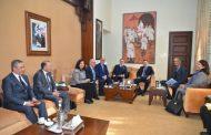 الرباط : تقوية التواصل والتشاور محور لقاء العثماني مع رؤساء فرق برلمانية