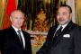 بهذه المناسبة جلالة الملك يهنئ الرئيس الروسي  فلاديمير بوتين