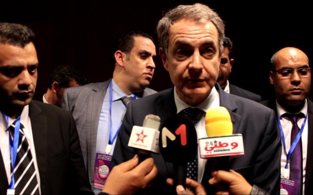 ثاباتيرو:المنتظم الدولي عليه أن يفهم أنه لا استقرار في المغرب بدون صحراء مغربية