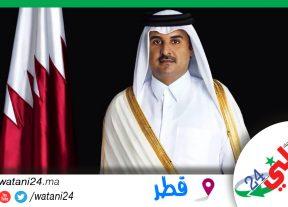 قطر تتبرع لصندوق كورونا بالمغربــ 250 ألف دولار أمريكي