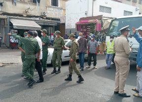 عاجل:وجود بؤرة لفيروس كورونا بحي طارق يستنفر سلطات البرنوصي