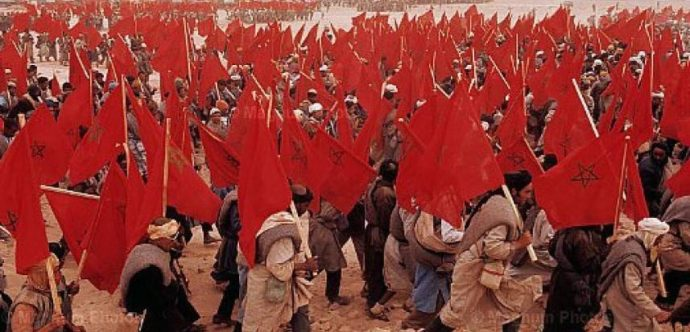 الذكرى 45 للإعلان عن تنظيم المسيرة الخضراء محطة وضاءة في تاريخ المملكة المغربية