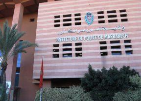 مراكش:إعتقال ضابط شرطة قضائية مزيف بحي المحاميد