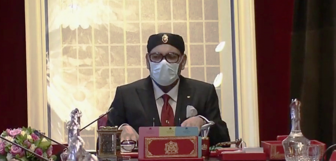 جلالة الملك محمد السادس يترأس مجلسا وزاريا