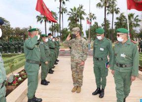 """مسؤولون أمريكيون ومغاربة يطلقون التخطيط لتمرين""""الأسد الإفريقي 21″"""