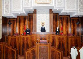 مجلس النواب يسجل بفخر واعتزاز القرارات التي اتخذتها وتتخذها المملكة المغربية للتصدي للمناورات اليائسة في منطقة الكركرات