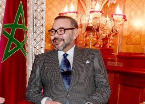 جلالة الملك يتوصل ببرقية تهنئة من رئيس دولة الإمارات العربية المتحدة