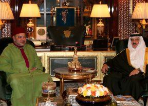 العاهل البحريني يُصدر مرسوما ملكيا بإنشاء قنصلية عامة لمملكة البحرين في مدينة العيون المغربية