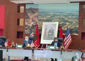 بالصور..إعطاء الانطلاقة الرسمية لبرنامج دعم التنمية الجهوية ببني ملال-خينفرة بقيمة 180 مليون درهم