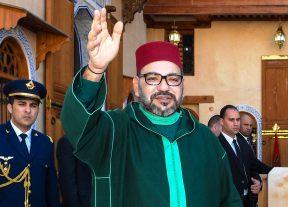 برقية تهنئة إلى جلالة الملك من نائب رئيس دولة الإمارات العربية المتحدة