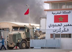 مصادر جيدة الإطلاع..الوضع في الكركرات بالصحراء المغربية هادئ وطبيعي