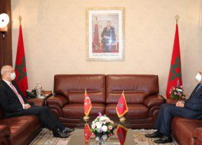 المالكي يستقبل سفير تركيا بالمملكة وهذا ما دار بين الطرفين