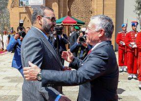 وسائل إعلام أردنية..جلالة الملك أول قائد يتصل بالعاهل الأردني لتأكيد دعم المملكة لقرارات الأردن
