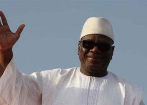 إنتخاب إبراهيم كيتا لولاية ثانية كرئيس لمالي