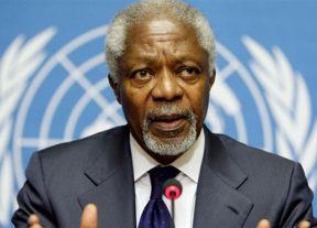 وفاة الأمين العام الأسبق للأمم المتحدة