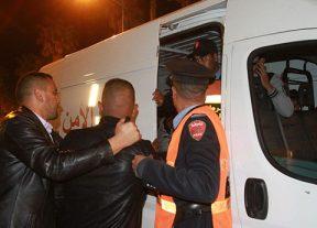 """عــاجــل:أربعة أشخاص متورطين في شبكة الاتجار الدولي للمخدرات من بينهم ضابط """"الديستي""""والحموشي أكد """"لاتسامح مع الفاسدين"""