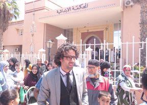 عاجل:القضاء ينتصر لمدير مستشفى الحسن الأول ويدين طبيب الفقراء