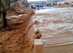 هذا ما خلفته فيضانات إقليم أزيلال