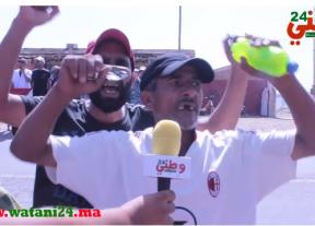 بالفيديو:الإقصاء يخرج ساكنة دوار أولاد معزة لحجر للإحتجاج في الشلالات