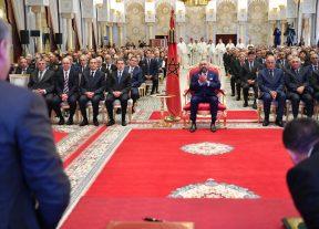جلالة الملك يترأس حفل إطلاق المرحلة الثالثة من المبادرة الوطنية للتنمية البشرية 2019-2023
