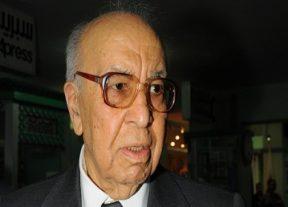 تعزية في وفاة كريم العمراني