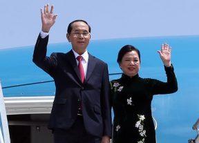 الفيتنام في حداد بعد وفاة رئيسها