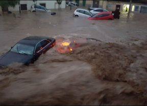 لا وجود لضحايا مغاربة في فيضانات جزر البليار