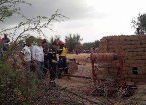 عاجل:مصرع شخصين داخل بئر في جماعة الكنزرة بالخميسات