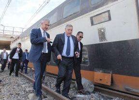 فاجعة قطار بوقنادل..الخليع يضع رقما أخضر بالمجان رهن إشارة عائلات الضحايا والمصابين