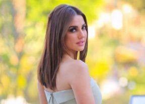 درة زروق تشارك جمهورها أخر إطلالاتها في الموضة