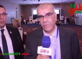 على هامش مؤتمر قضاة العالم بمراكش:المغرب يدعم الجزائر في المجال القضائي (شاهد الفيديو)