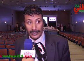 قاضي موريتاني:إستقلالية القضاء في المغرب مثال يحتدى به في دول الجوار (شاهد الفيديو)