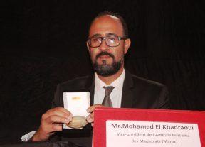 القاضي الخضراوي نائبا لرئيس مجموعة إستقلال السلطة القضائية باتحاد قضاة العالم