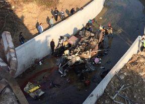 عشرات الضحايا من المهاجرين في حادث مميت بتركيا
