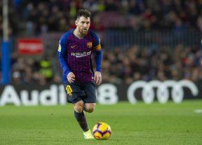 بطولة إسبانيا:غياب محتمل لميسي في لقاء برشلونة بهويسكا