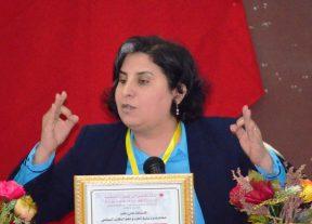 الإتحادية حنان رحاب تساءل وزير حقوق الإنسان حول الوضع الصحي لمعتقلي أحداث الحسيمة