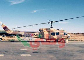 تفاصيل جديدة في حادث سقوط مروحية تابعة للقوات الملكية الجوية جنوب المملكة