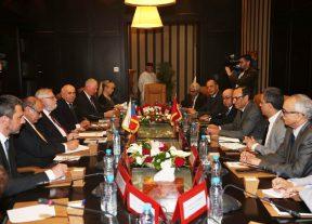 خلال إستقباله من طرف المالكي..نائب رئيس مجلس الشيوخ بالتشيك يؤكد رغبة بلاده في تعزيز العلاقات الثنائية مع المغرب في جميع المجالات