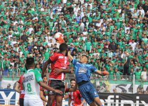 بالصور:الرجاء البيضاوي يتعادل مع ضيفه إتحاد الفتح الرياضي بصفر لمثله