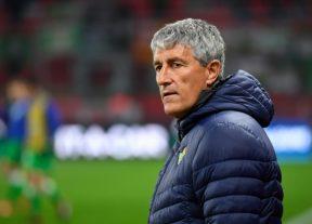 ريال بيتيس يقيل مدربه مباشرة بعد الفوز على ريال مدريد